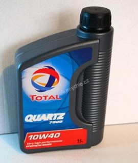 Total Quartz 7000 10W40, 1lt